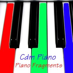 Solo jazz piano album : music improvisation