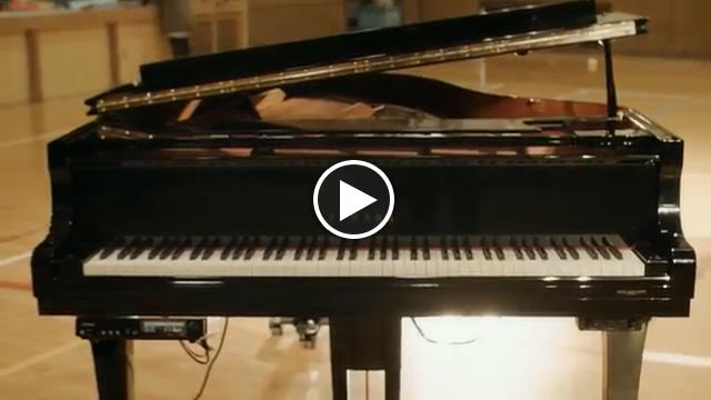 Pop piano video – Example to learn improvisation