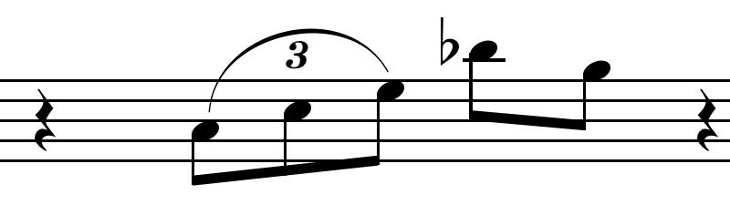 fraseggio musicale