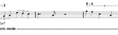 poliritmi musica