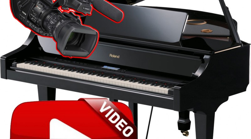 video pianoforte
