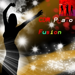 Rhythm and blues fusion piano album : Fusion