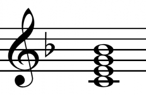 dominant seventh chord